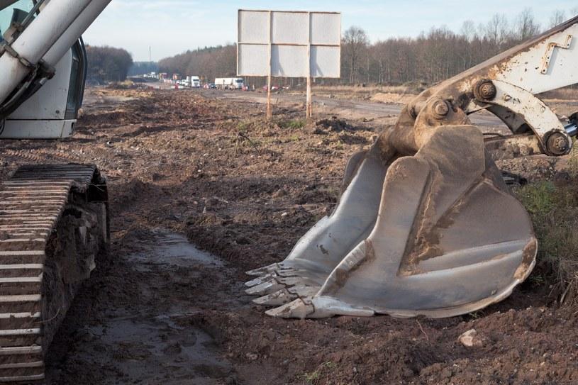 Na budowę będziemy musieli jeszcze poczekać /Piotr Dziurman /Reporter