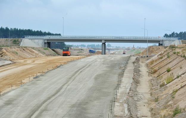 Na budowie polskich dróg roi się od bankructw / Fot: Tomasz Gawalkiewicz /Reporter