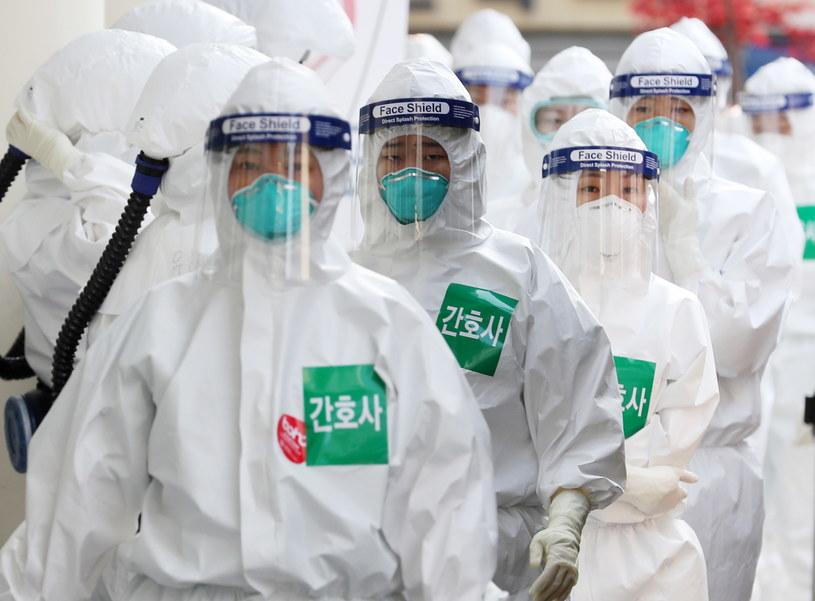Na całym świecie dotychczas wykryto 1,3 mln przypadków zakażenia koronawirusem w 206 krajach /YONHAP   /PAP/EPA