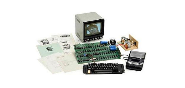 Na całym świecie powstało jedynie 200 komputerów Apple 1 /materiały prasowe