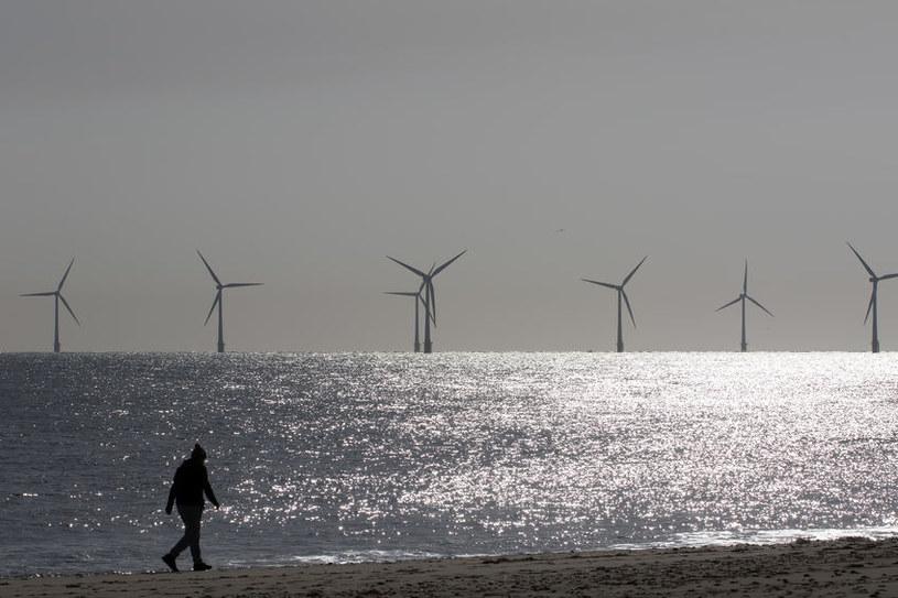 Na całym świecie, w tym również w Europie, realizowane są inwestycje w morskie farmy wiatrowe. /123RF/PICSEL