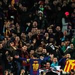Na Camp Nou pada gol i… trzęsie się ziemia. Dosłownie