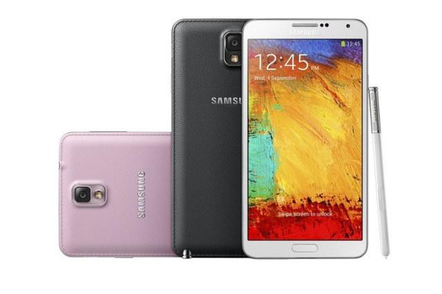 Na chińskim rynku pojawi się nowa wersja Samsunga Galaxy Note 3 /materiały prasowe