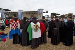 Na Circo Massimo przybywa pielgrzymów