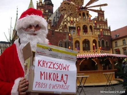 Na co może liczyć Święty Mikołaj we Wrocławiu? / fot. Jacek Bomersbach /wroclaw24.net