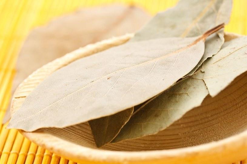 Na co pomogą liście laurowe? /©123RF/PICSEL