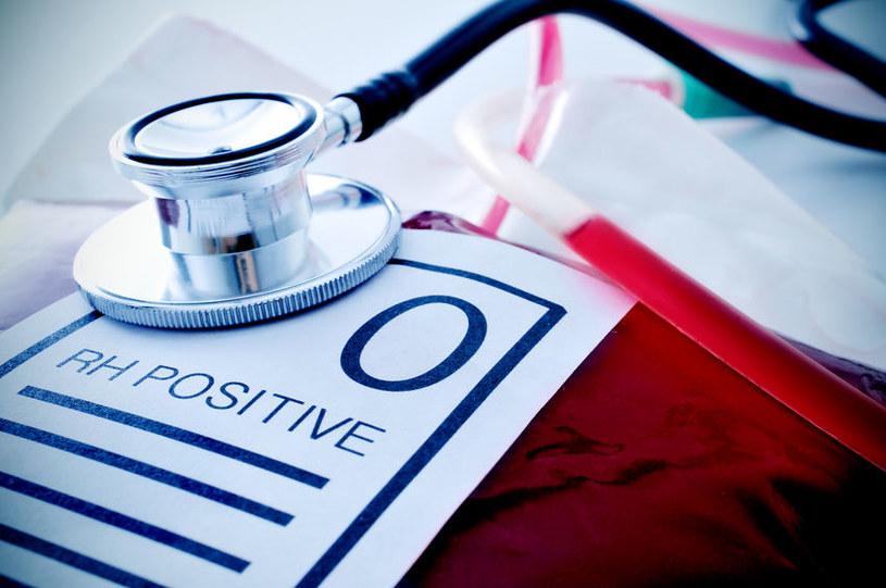 Na co wpływa grupa krwi? /©123RF/PICSEL