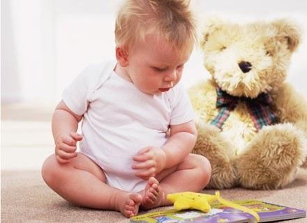 Na codzienne czytanie dziecku nigdy nie jest za... wcześnie