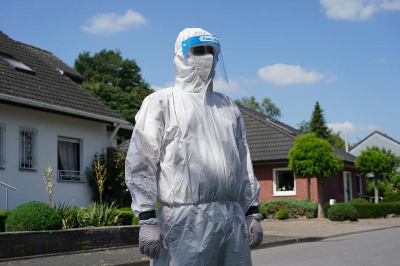 Na COVID-19 w Niemczech zmarło już 9090 osób / Sean Gallup /Getty Images