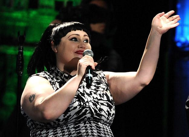 Na czele Gossip stoi Beth Ditto - fot. Kevin Winter /Getty Images/Flash Press Media