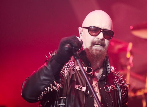 Na czele Judas Priest stoi Rob Halford /fot. Bartosz Nowicki