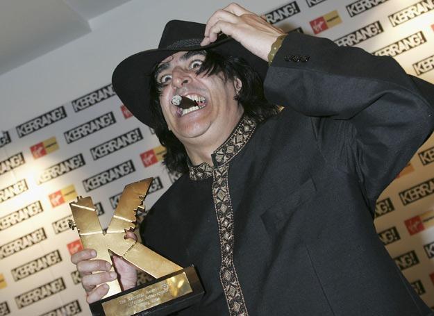 Na czele Killing Joke stoi Jaz Coleman - fot. Jo Hale /Getty Images/Flash Press Media