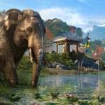 Na czym wyżywają się ludzie w Far Cry 4? Na słoniach!