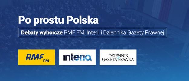 Na debatę zaprasza Marcin Zaborski. /RMF FM