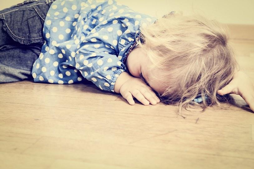 Na depresję chorują nawet kilkuletnie dzieci /123RF/PICSEL