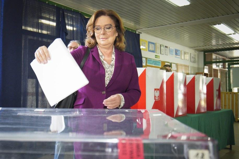 Na dobę przed upływem zgłaszania kandydatów do prawyborów prezydenckich w PO, Małgorzata Kidawa-Błońska jest jedyną kandydatką /Jaap Arriens /PAP