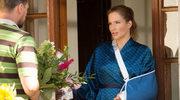 """""""Na dobre i na złe"""": Anna Dereszowska jest przemęczona"""
