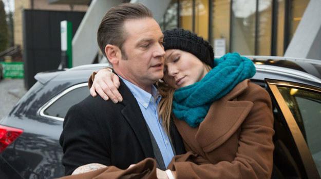 """""""Na dobre i na złe"""": Czy Wiktorię i Tomasza połączy znów romans? /Agencja W. Impact"""
