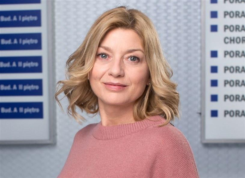"""""""Na dobre i na złe"""": Edyta Olszówka dołączyła do obsady serialu /Agencja W. Impact"""