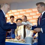"""""""Na dobre i na złe"""": Jubileueszowy tort na planie serialu"""