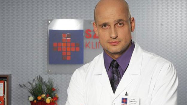 """""""Na dobre i na złe"""": Robert Koszucki /www.nadobre.tvp.pl/"""