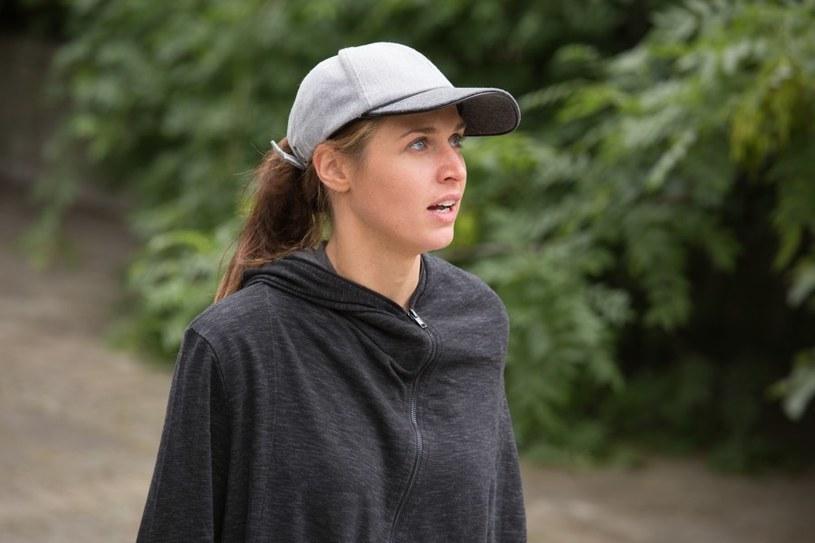"""Na dobre i na złe"": Zuza (Julia Kamińska) /Agencja W. Impact"