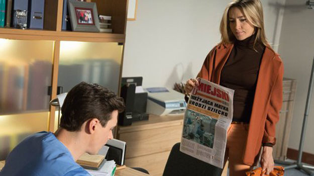 """Na dobre..."": Skandal w szpitalu /www.nadobre.tvp.pl/"