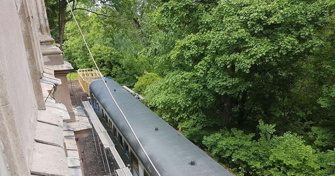 Na Dolnym Śląsku powstaje wierna replika wagonu Hitlera