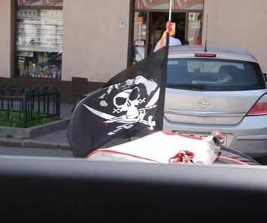 Na drodze każdy jest piratem!