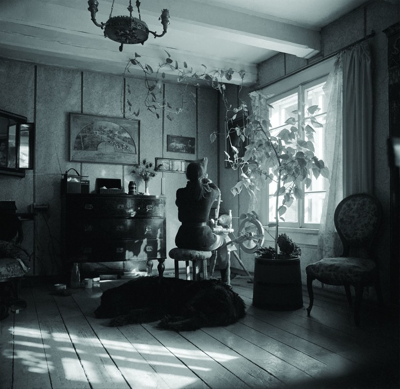 Na Dziedzince Simona stworzyła dom, w którym była szczęśliwa /materiały prasowe