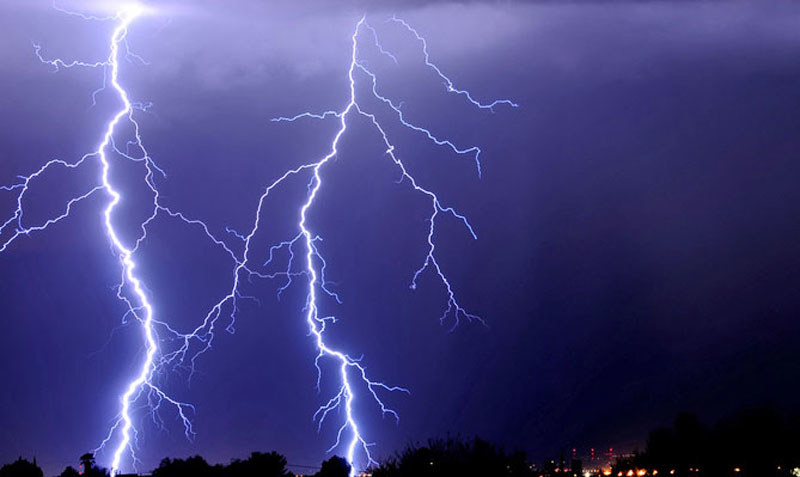 Na dziś synoptycy zapowiadają kolejny burzowy dzień. /© Panthermedia