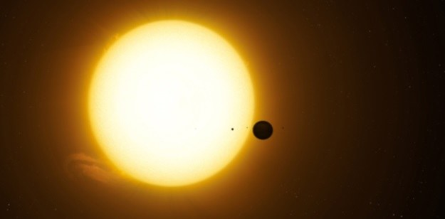 Na egzoksiężycach również może istnieć życie /NASA