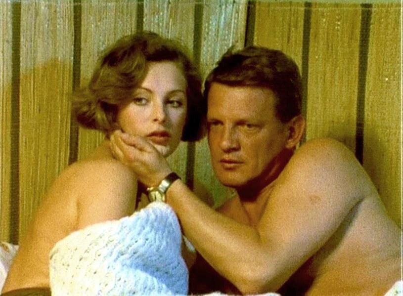 Na ekranie musiał udawać zakochanego. Prywatnie zdarzało się, że nie znosił aktorek, z którymi grał. /East News/POLFILM