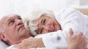 Na emeryturze nie rezygnuj z seksu