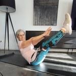 Na emeryturze pokochała treningi i internet