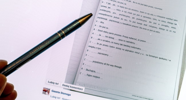 Na facebookowym profilu Zbigniew Stonoga ujawnił 13 akt prokuratorskiego śledztwa ws. afery podsłuchowej /Grzegorz Michałowski /PAP