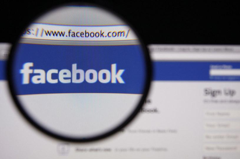 Na Facebooku pojawił się kolejny, groźny wirus /123RF/PICSEL