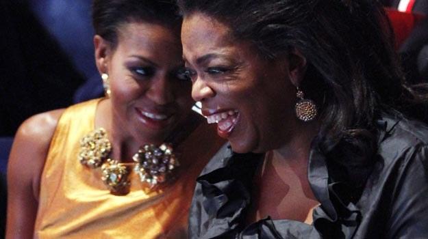 Na gali wręczenia nagród nie zabraknie Michelle Obamy - fot. Pool /Getty Images/Flash Press Media