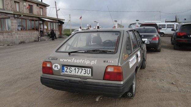 Na granicy Armenii /