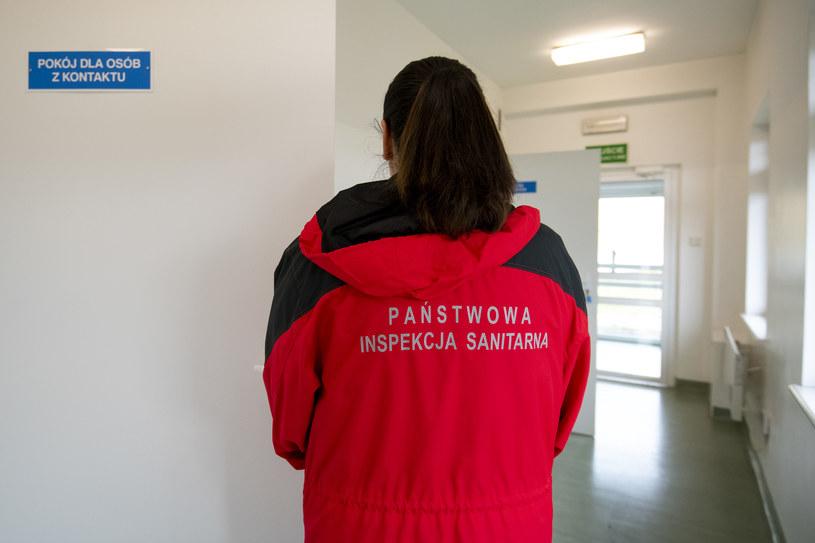 Na granicy państwa rozpoczęto kontrole sanitarne z powodu koronawirusa /MICHAL KOSC /Agencja FORUM