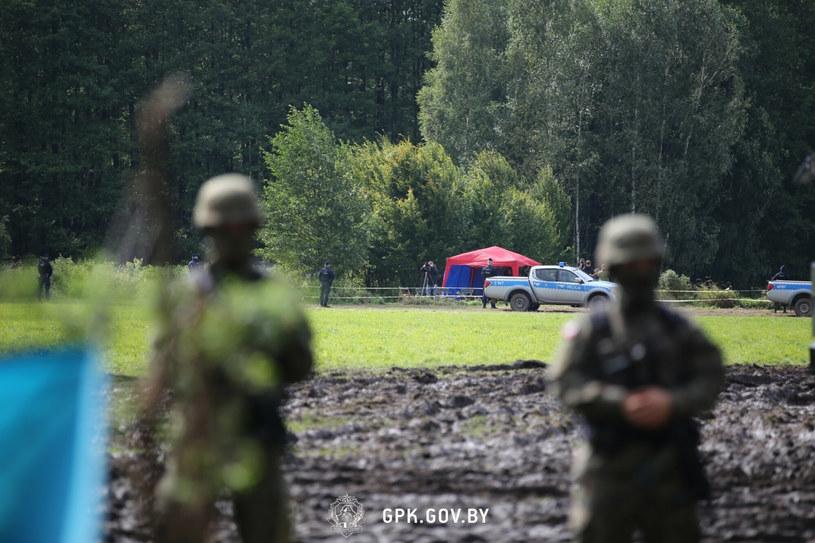 Na granicy polsko-białoruskiej obowiązuje stan wyjątkowy /Laski Diffusion /East News