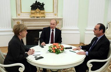 """Na horyzoncie koniec wojny na Ukrainie? """"Konstruktywne"""" trójstronne rozmowy"""