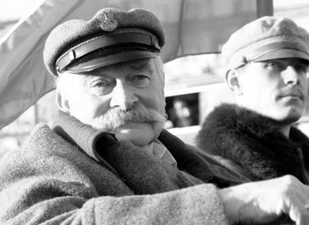 Na ile istotny był wpływ samego Piłsudskiego? Nz aktor odgrywający rolę marszałka/fot. Michał Wargin /East News