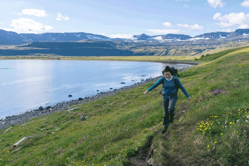 Na Islandii  nikt nigdy  o kobietach  nie myślał  jak o słabych istotach. Oczywiste jest dla wszystkich, że mogą się zajmować tym, czym mężczyźni. /123RF/PICSEL