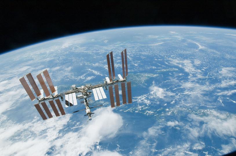 Na ISS są prowadzone różne eksperymenty, także poszukiwania leku na raka /NASA