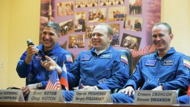 Na ISS znowu jest 6 członków załogi /materiały prasowe