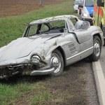 Na jeździe próbnej rozbili  auto za 2,71 mln zł!