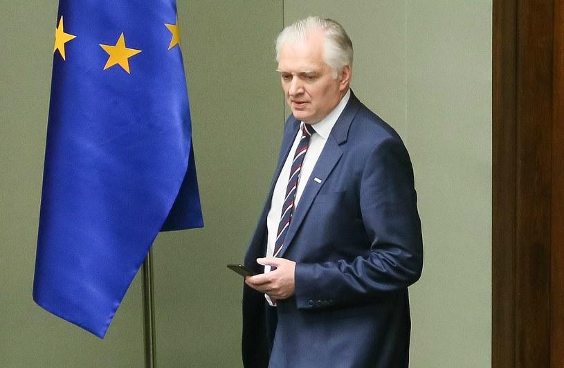 Na kongresie będzie czterech mówców - zapowiedział wicepremier Gowin /Paweł Supernak /PAP