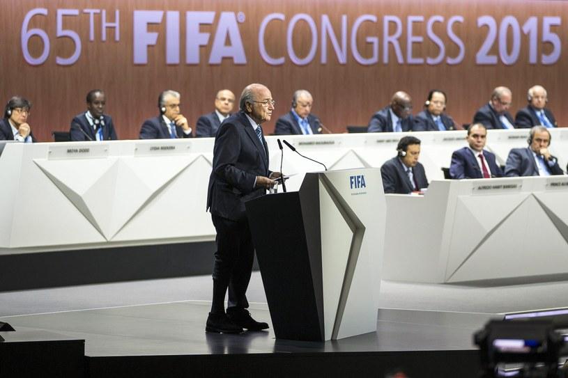 Na kongresie w Zurychu ma zostać wybrany prezydent FIFA /PAP/EPA