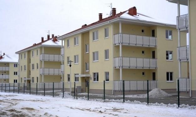 Na kredyt z dopłatą można kupić mieszkanie o wyższym standardzie, fot. Donat Brykczyński /Reporter